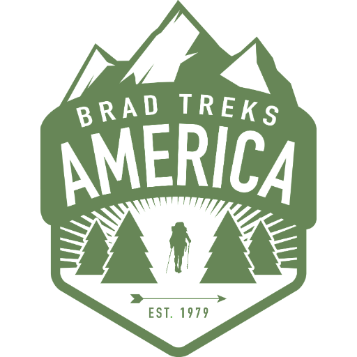 Brad Treks America